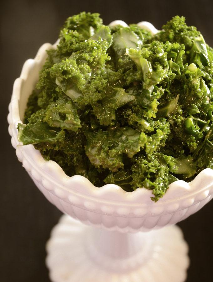 Opsikrift grønkål
