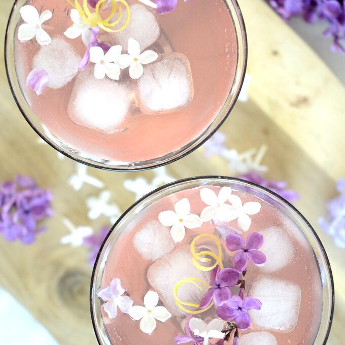 Syrensaft – smuk og lækker sommersaft af syrener