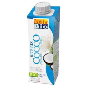 Skolemælk rismælk kokos