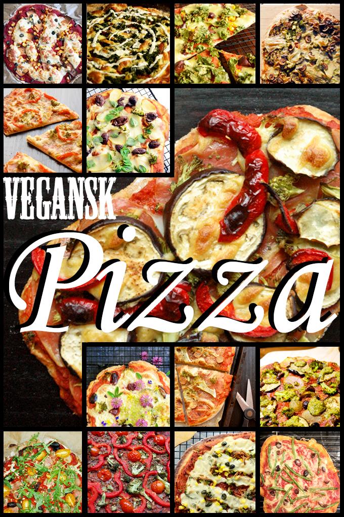 Veganske pizzaer